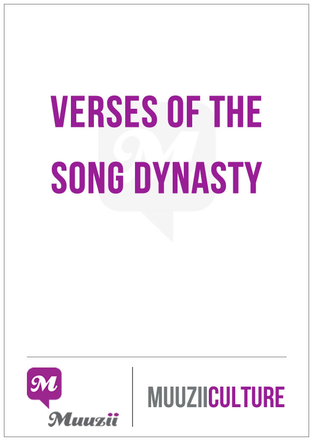 Verses of the Song Dynasty1